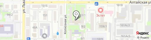 Зоомагазин70 на карте Томска