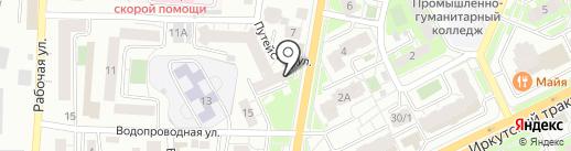 Svetoy.ru на карте Томска