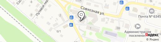 DACarAvto на карте Зональной станции