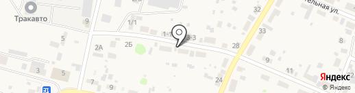 Торгово-сервисный центр на карте Зональной станции