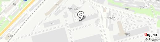 Банкомат, Сбербанк, ПАО на карте Томска