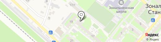 Аптека.ру на карте Зональной станции
