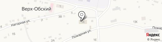 Алтайвитамины на карте Верха-Обского
