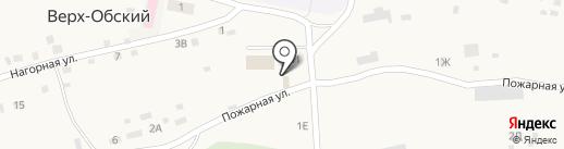 Колокольчик на карте Верха-Обского