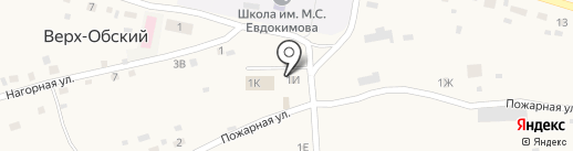 Татьяна на карте Верха-Обского