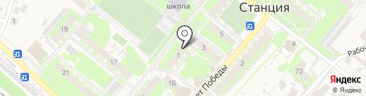 IT-trade на карте Зональной станции