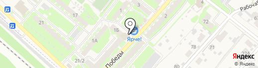 Банкомат, Газпромбанк на карте Зональной станции