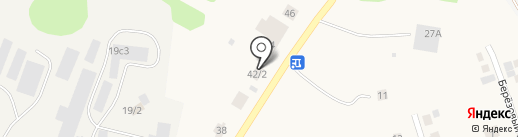 ТомДекор на карте Зональной станции
