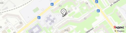 Биофарм на карте Томска