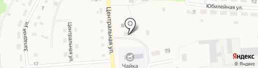 Фрегат на карте Кировского