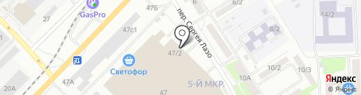 Mr. Kent на карте Томска