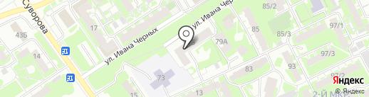 Готовые-лестницы.рф на карте Томска