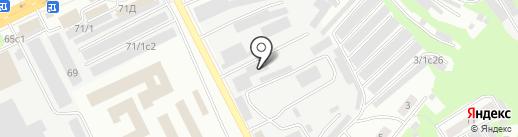 ПроАвто на карте Томска