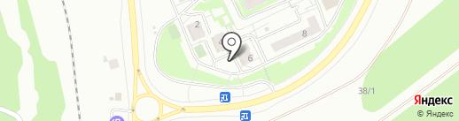 МОЙ МИШКА на карте Томска
