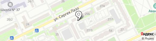 Актуаль на карте Томска