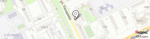 100 грамм на карте Томска