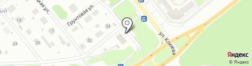 Томская Школа Тхэквондо на карте Томска