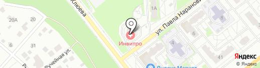 ReStart на карте Томска