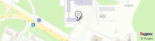 Институт химии нефти СО РАН на карте Томска