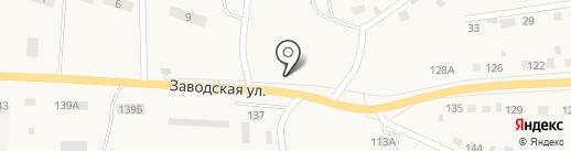 Пивная лавка на карте Смоленского