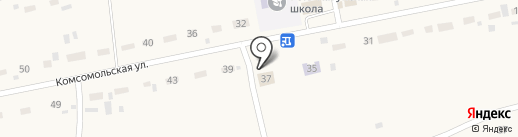 Смешарики на карте Усть-Катуни