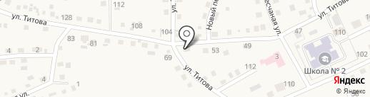 Михаэль+ на карте Смоленского