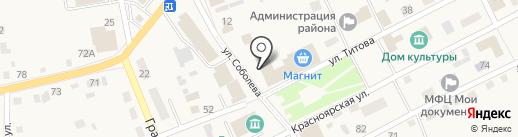 БиоКлин на карте Смоленского