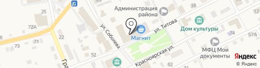 ШиК на карте Смоленского