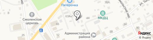 ПостройМир на карте Смоленского
