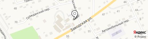 БиКоп плюс на карте Смоленского