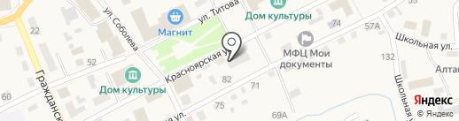 Сыры и Колбасы на карте Смоленского