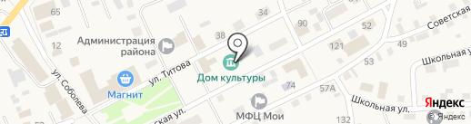 Централизованное культурно-досуговое объединение на карте Смоленского