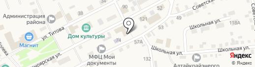 Дента-Стиль на карте Смоленского