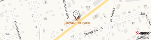 Губерния на карте Смоленского