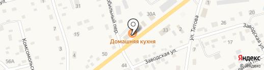 КОРОНАТ+ на карте Смоленского