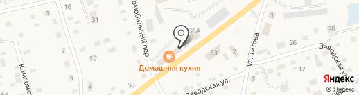 Косметический кабинет на карте Смоленского