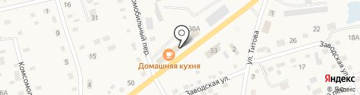 Волна на карте Смоленского