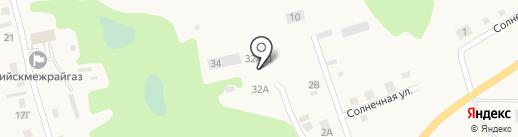 Автомойка на карте Смоленского