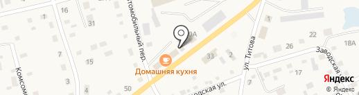 Авто мода на карте Смоленского