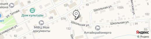 ПОП, МУП на карте Смоленского