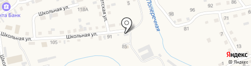 Магазин на карте Смоленского