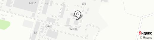 C22lab на карте Томска