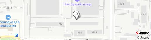 НПК Интроскопия на карте Томска
