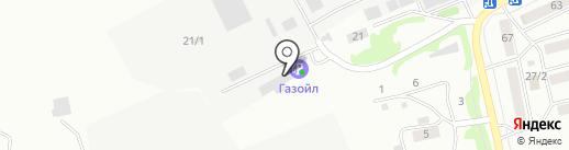 Газстройсервис на карте Бийска