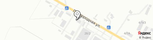 Бийский завод котлов и вспомогательного оборудования на карте Бийска
