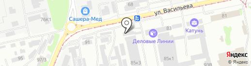 СпецЭлектроТехника на карте Бийска