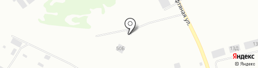 ТрансУглеСиб на карте Бийска