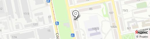 Подшипник плюс на карте Бийска