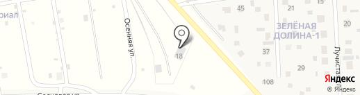 СпецАвтоТранспорт на карте Корнилово