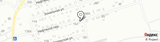 Производственная фирма на карте Бийска